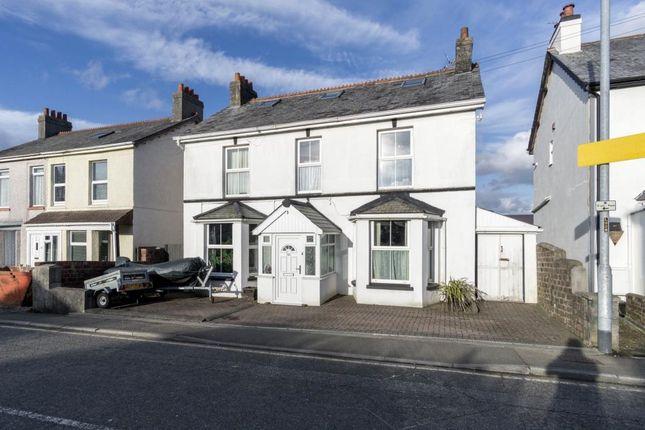 Thumbnail Detached house for sale in Callington Road, Saltash, Cornwall