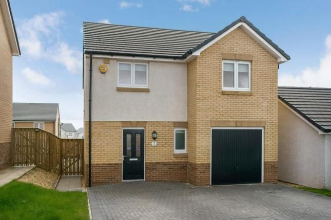 Thumbnail Detached house for sale in Harburn Place, Newarthill, Motherwell, North Lanarkshire