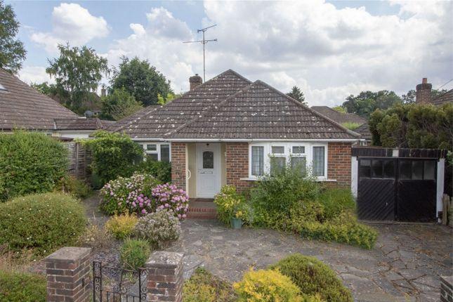 Thumbnail Detached bungalow for sale in Award Road, Church Crookham, Fleet