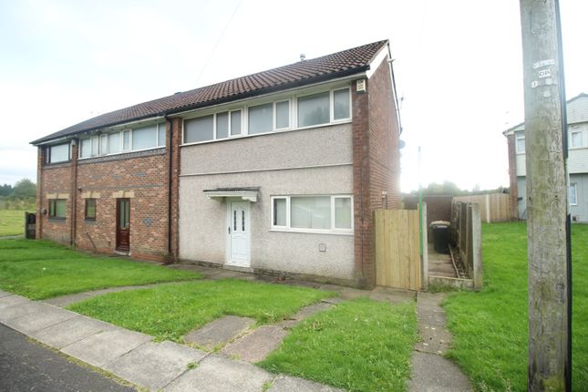 Thumbnail Semi-detached house for sale in Maple Close, Kearsley, Bolton, Greater Manchester