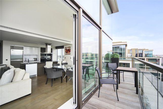 Thumbnail Flat to rent in Wolfe House, 389 Kensington High Street, Kensington, London