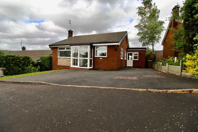 Thumbnail Bungalow to rent in Hinton Close, Rochdale