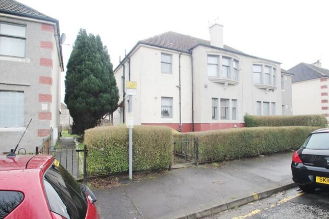 Thumbnail Flat for sale in 32, Tannahill Terrace, Paisley PA31Le