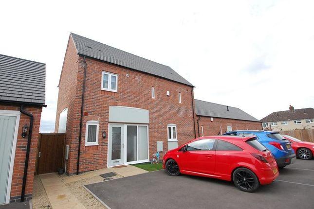 Thumbnail Property to rent in Honeysuckle Avenue, Tutbury, Burton Upon Trent, Staffordshire
