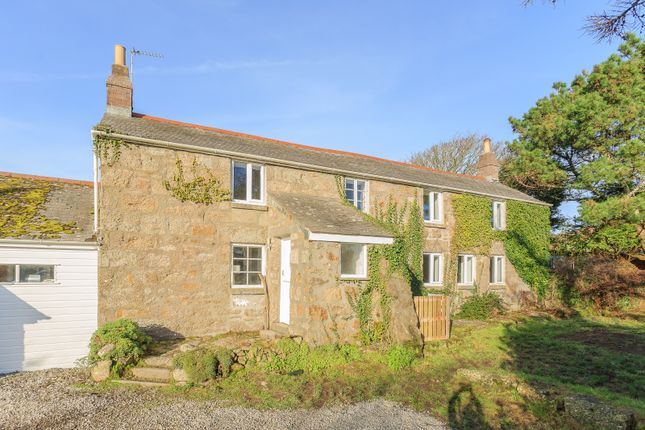 Thumbnail Detached house for sale in Quarry Lane, Penzance