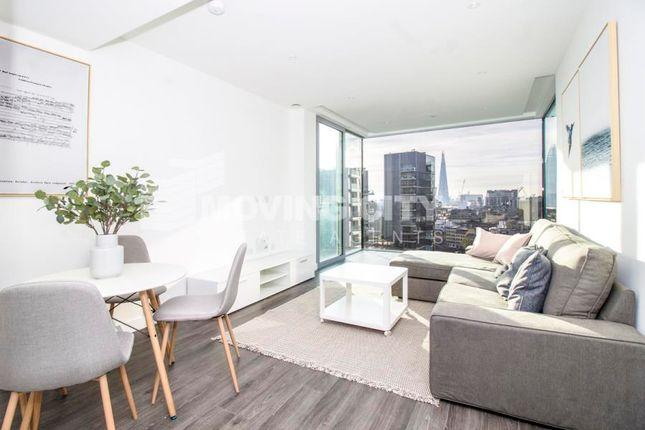 Thumbnail Flat to rent in Meranti House, Goodman's Fields
