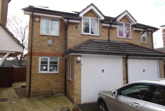 Thumbnail Semi-detached house to rent in Princess Mews, Hounslow