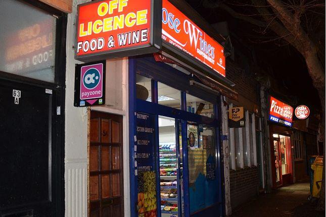 Thumbnail Retail premises for sale in 65A Southwark Park Road, London