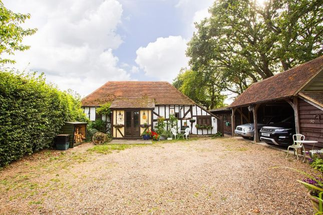 Detached house for sale in Battle Road, Dallington, East Sussex