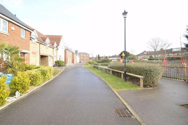 Charles Church Walk, Ilford, Essex IG1