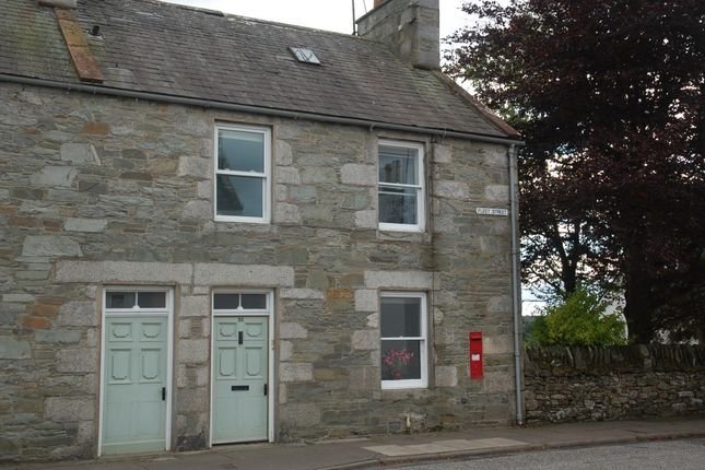 Thumbnail End terrace house for sale in 30 Fleet Street, Gatehouse Of Fleet, Castle Douglas