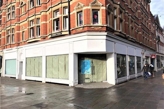 Thumbnail Retail premises to let in Long Causeway, Peterborough