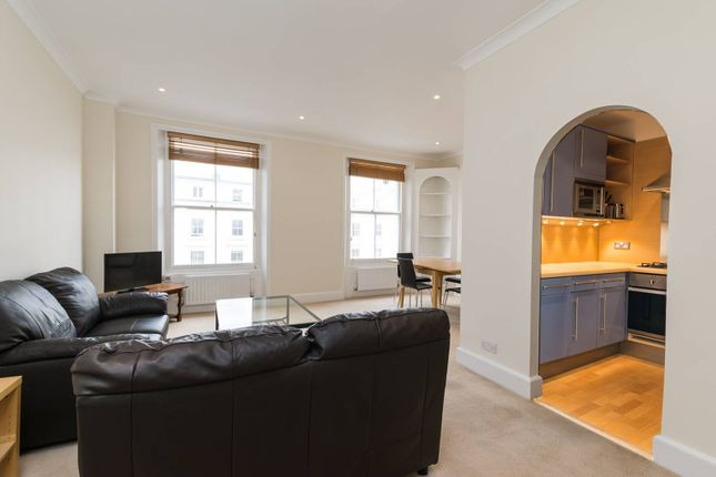 Thumbnail Flat to rent in Belgrave Road, Pimlico