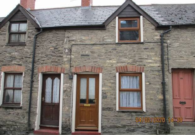 Thumbnail Terraced house for sale in Feidrfair, Cardigan