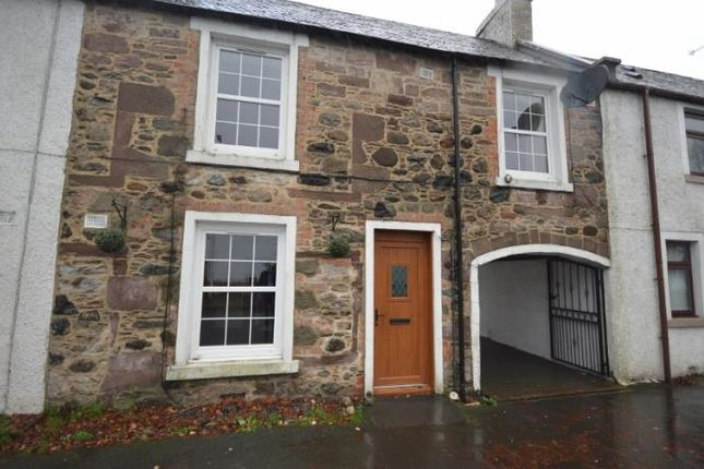 Thumbnail Terraced house to rent in Perth Road, Stanley, Perth