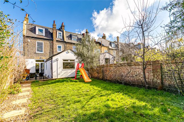 Thumbnail End terrace house for sale in Union Road, London
