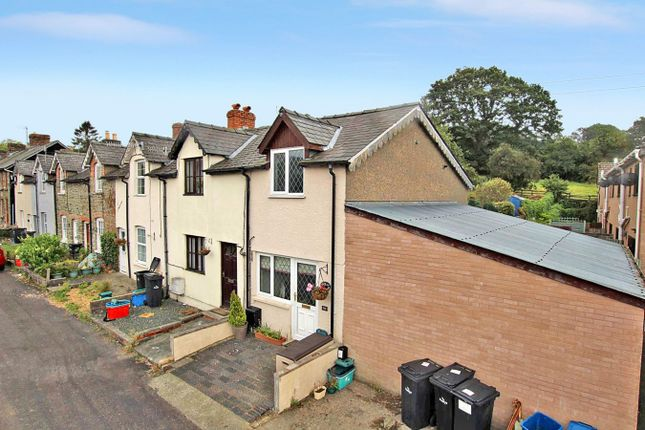 Thumbnail Terraced house for sale in Oaklands, Builth Wells