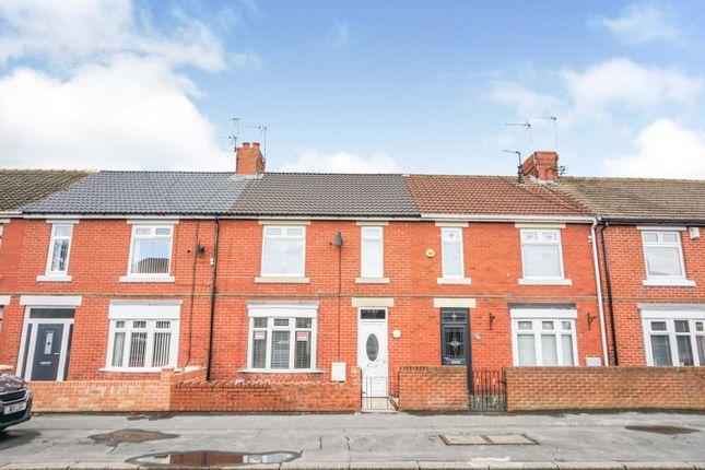 3 bed terraced house for sale in Thorpe Road, Peterlee SR8