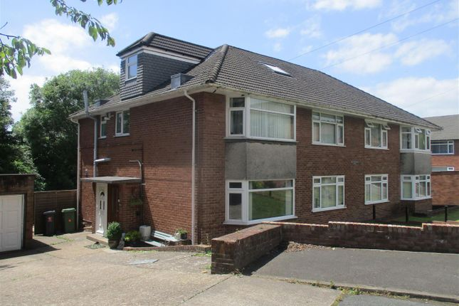 Thumbnail Flat for sale in Langdale Close, Cardiff