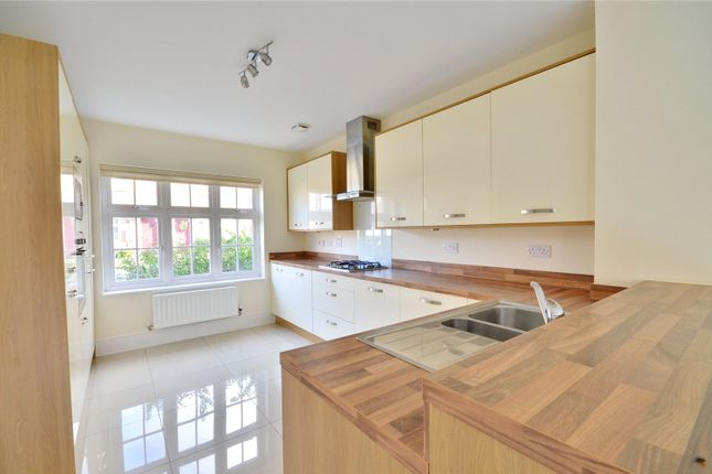Thumbnail Detached house for sale in Crawley Down, West Sussex