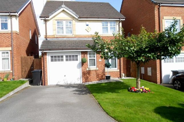 3 bed detached house for sale in Barnato Close, Grosvenor Park, Crewe, Cheshire