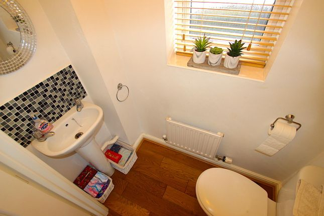 Ground Floor WC of Jewsbury Way, Thorpe Astley, Braunstone, Leicester LE3