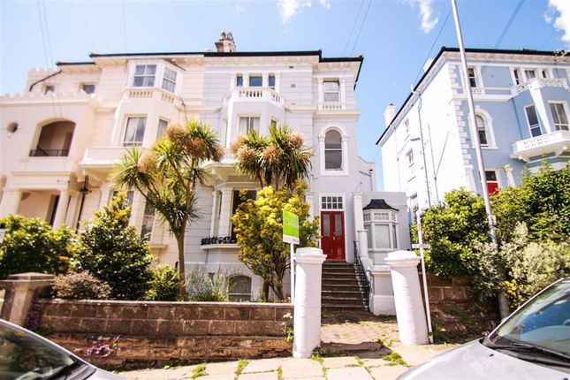 Thumbnail Flat for sale in Pevensey Road, St. Leonards-On-Sea, East Sussex