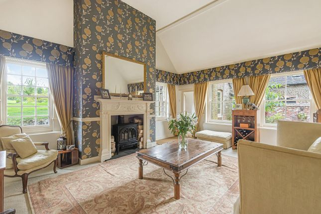 Sitting Room of The Hollow, Washington, West Sussex RH20