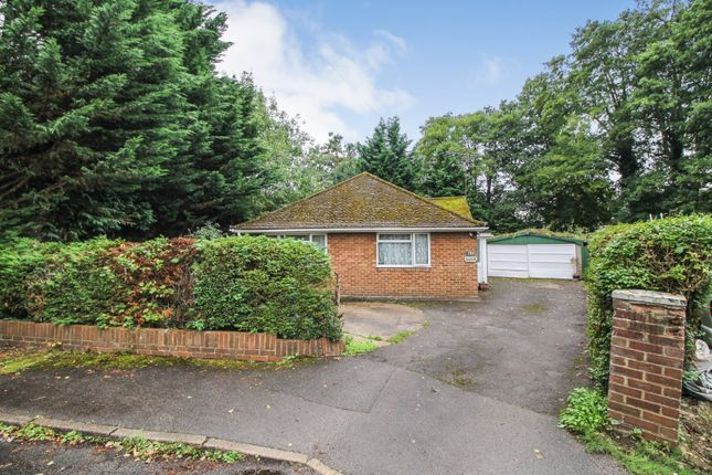 Thumbnail Bungalow for sale in Fernhill Road, Hampshire