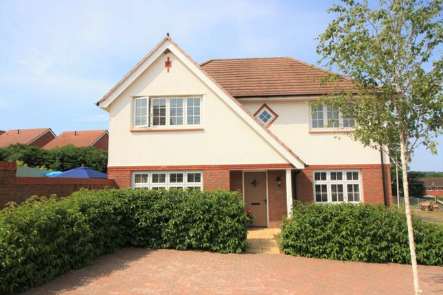 Thumbnail Detached house for sale in Coleberd Close, Ottery St. Mary