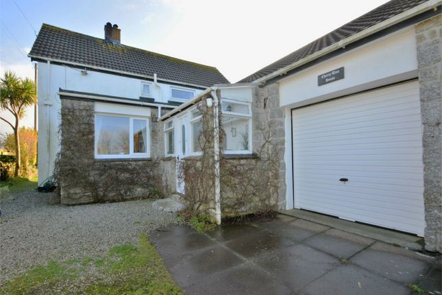 Thumbnail Detached house for sale in Ruan Minor, Helston, Cornwall