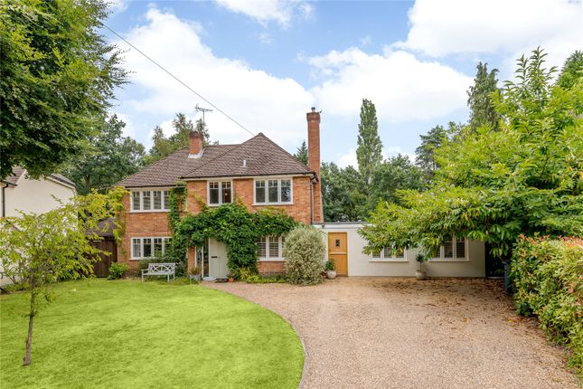 Thumbnail Detached house for sale in Onslow Road, Sunningdale, Berkshire