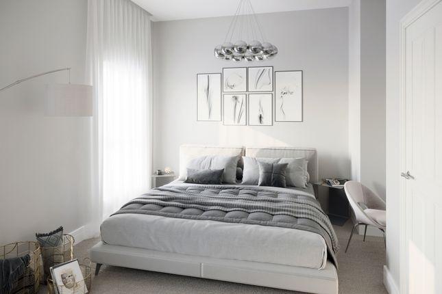 2 bedroom flat for sale in Katahdin Grove, Whitehouse, Milton Keynes