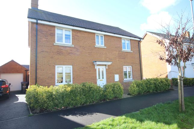 Thumbnail Detached house to rent in Anson Avenue, Calne