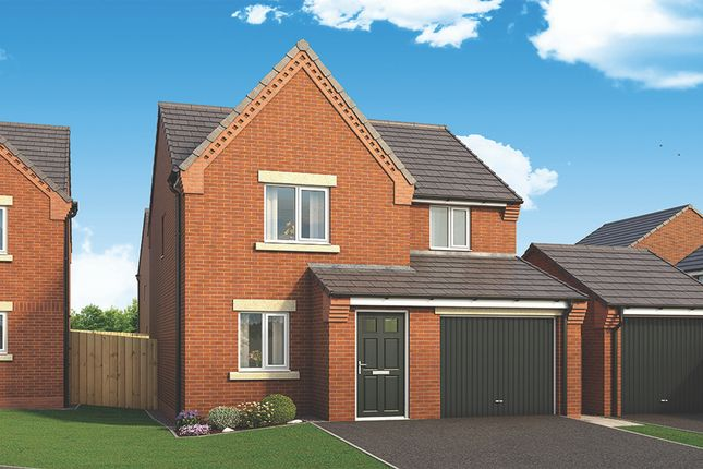 """3 bed property for sale in """"The Staveley"""" at Harwood Lane, Great Harwood, Blackburn BB6"""
