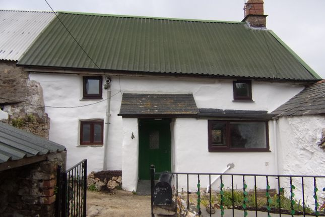 Thumbnail Cottage to rent in Crackington Haven, Bude