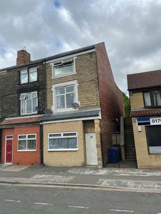 4 bed end terrace house for sale in 46 Bank Street, Mexborough, South Yorkshire S64