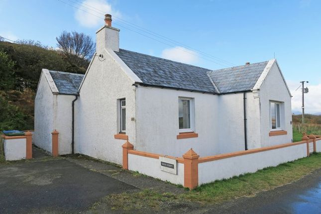 Thumbnail Detached house for sale in Carbost, Isle Of Skye