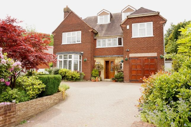 Thumbnail Detached house for sale in The Slieve, Handsworth Wood, Birmingham