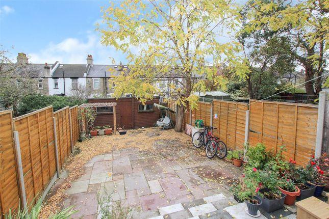 Garden of Howarth Road, Abbey Wood, London SE2