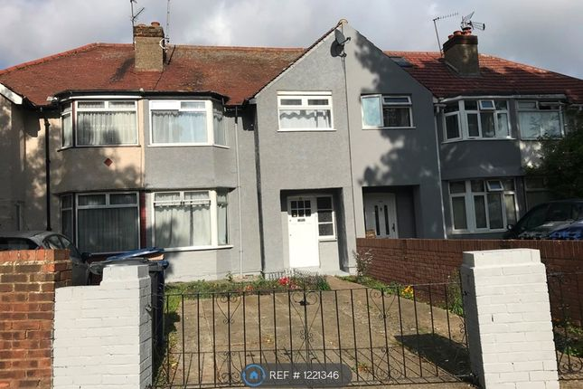 Thumbnail Terraced house to rent in Ruislip Road, Greenford