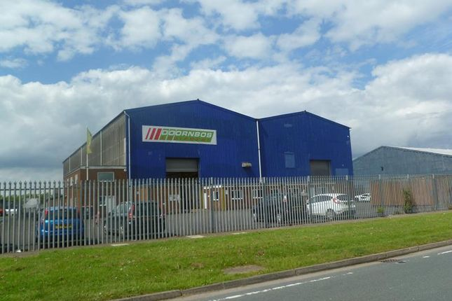 Thumbnail Commercial property for sale in Macklin Avenue, Cowpen Lane Industrial Estate, Billingham