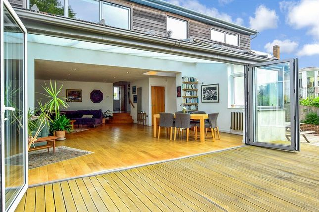 Thumbnail Detached house for sale in Windmill Drive, Brighton, East Sussex