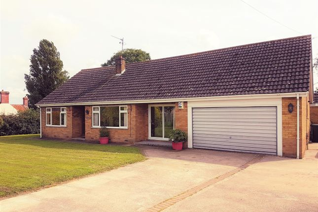 Thumbnail Detached bungalow for sale in Partney Road, Sausthorpe, Spilsby