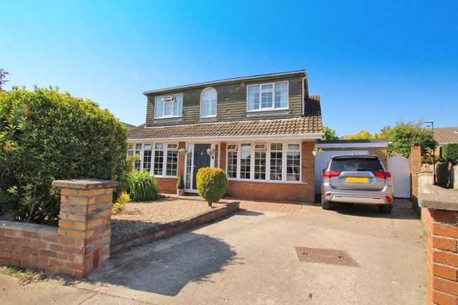 Thumbnail Detached bungalow for sale in Loveden Court, Cleethorpes