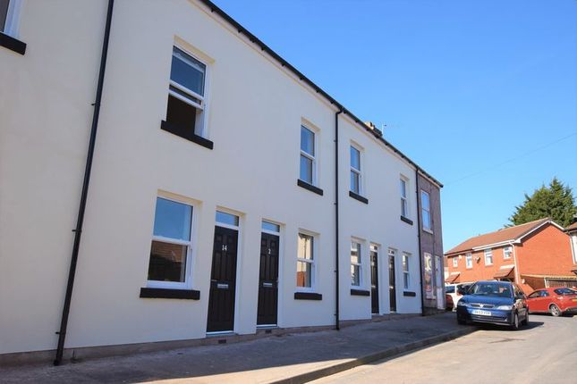 Thumbnail Terraced house to rent in Houghton Close, Newton-Le-Willows