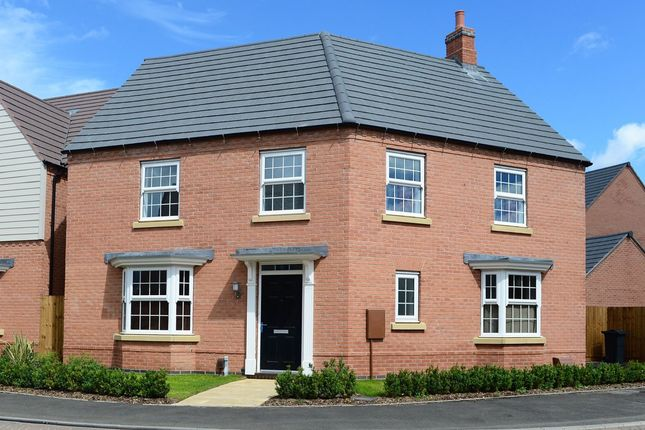 "Thumbnail Detached house for sale in ""Ashtree"" at Shrewsbury Court, Upwoods Road, Doveridge, Ashbourne"