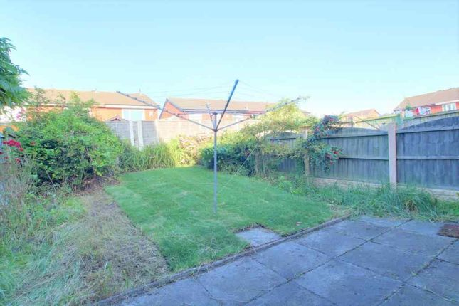 Garden At Back of Fonthill Road, Kirkdale, Liverpool L4