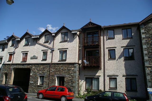 Thumbnail Flat for sale in Millans Court, Ambleside