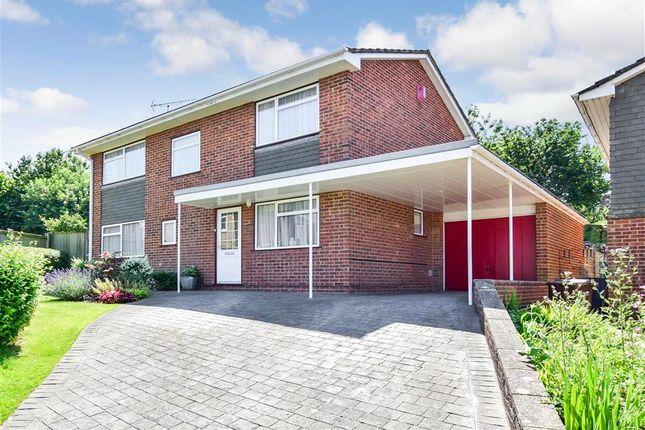 Thumbnail Detached house for sale in Harvey Drive, Sittingbourne, Kent